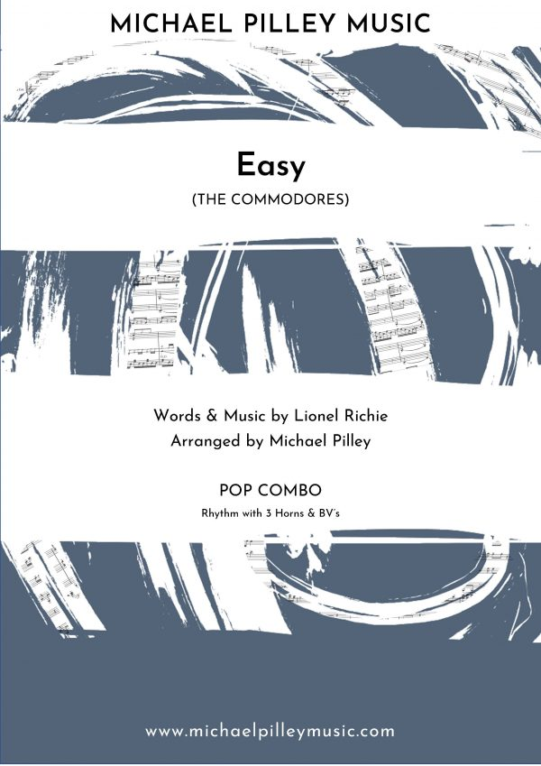 Easy The Commodores Pop Combo
