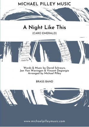 A Night Like This Cover
