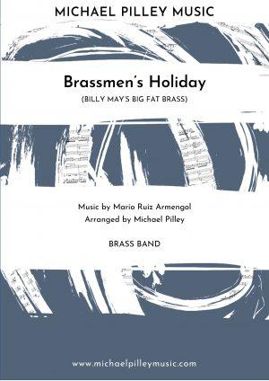 Brassmen's Holiday Cover