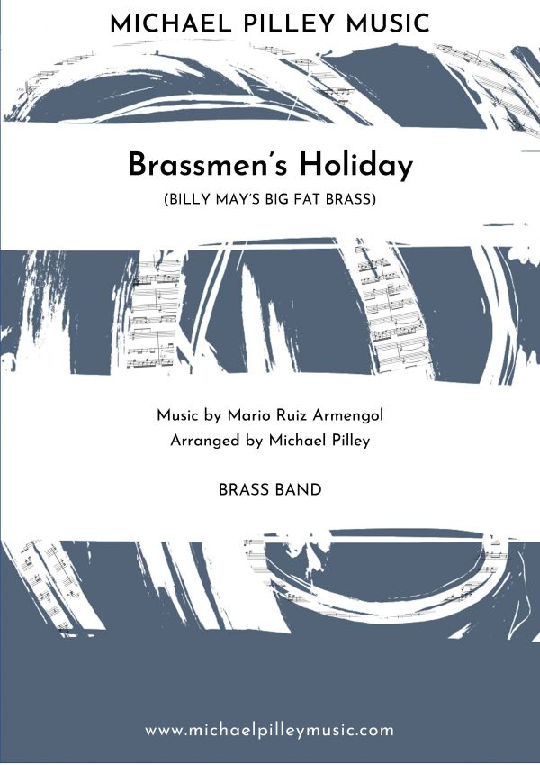 Brassmen's Holiday Cover