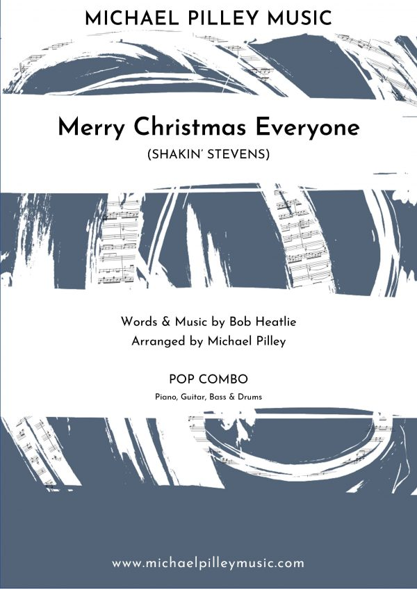 Merry Christmas Everyone Cover