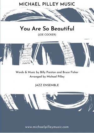 You Are So Beautiful Cover