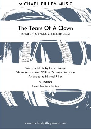 Tears of a clown Cover
