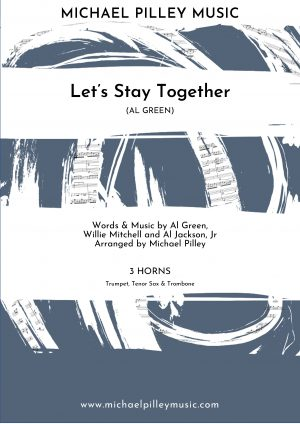 Let's Stay Together Cover