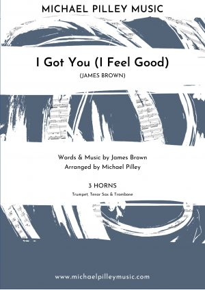 I Feel Good Cover