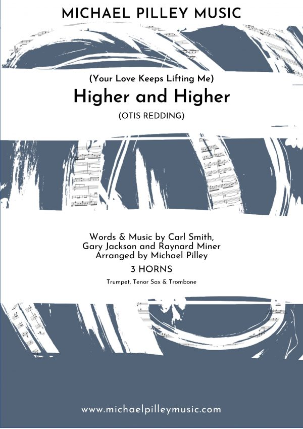 Higher and Higher Cover