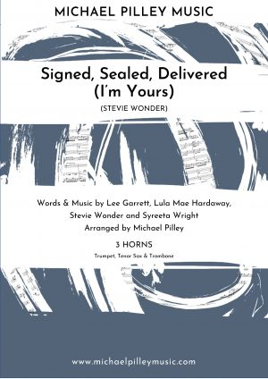 Signed Sealed Cover