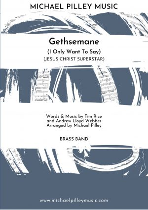 Gethsemane Brass Band Cover